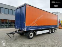 全挂车 侧边滑动门(厢式货车) 科罗尼 AD / Aluklappen / EDSCHA / 3 Achsen