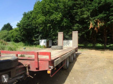 Remorca Verem PB 250 T transport utilaje second-hand