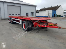 NOPA Roll-off trailer Tipper 1992 year trailer used container