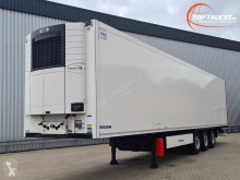 Krone mono temperature refrigerated trailer SD Carrier Vector 1950MT, 2 comp, Fächer - Lift as, Axle, Achse