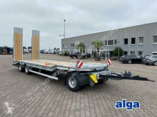 Rimorchio Humbaur HTD 308525 K, verbreiterbar, Rampen, verzinkt trasporto macchinari nuovo