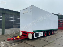 Groenewegen mono temperature refrigerated trailer Middenas| wipkar | Carrier Supra 850 U | 811x252x285 | 3x BPW