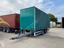 Fruehauf tautliner trailer
