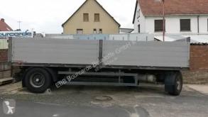 Remolque Kögel Typ ANBS 18 (P) caja abierta usado