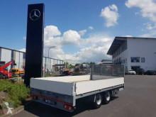 Remorque Wörmann LTH 105.52/247BS Pritsche 5,2m NL 7.770kg Rampen porte engins occasion