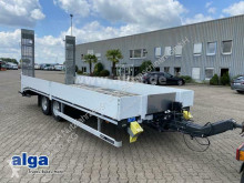 ALGA TAT-B 110, Rampen, 6.300mm lang, TOP trailer used heavy equipment transport