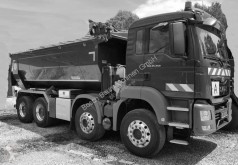 MAN TGS MAN TGS 35.460– 8 x 4 truck used tipper