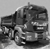 Camion tri-benne MAN TGS MAN TGS 35.440 – 8 x 4 Kipper