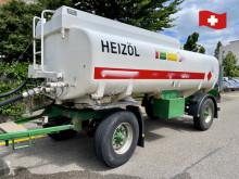 Remorque citerne hydrocarbures