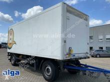 Rohr refrigerated trailer RAK/18 IV, Durchlader, Carrier Supra 850, LBW