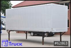 Надстройка фургон Krone WB 7,45 Koffer, Portaltür, Textil,