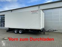 Rimorchio furgone Möslein Tandem- Koffer- Anhänger, DurchladbarGuter Zust