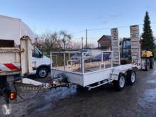 Louault trailer used heavy equipment transport