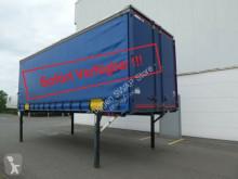 Equipamientos carrocería caja furgón Krone Heck mit Portaltüren