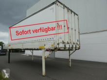 Remorque porte containers Krone Wechselbrücke Plane