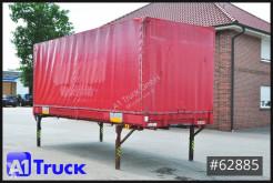 Надстройка фургон Krone WB 7,45 BDF, Bordwand, EDSCHA