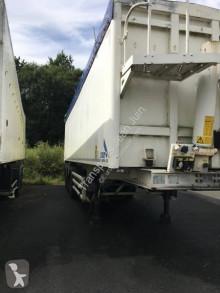 Rimorchio ribaltabile trasporto cereali Stas