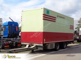 全挂车 冷藏运输车 单温度调节 Fliegl TPS 180 + + TRS Cooling + Dhollandia Lift