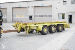 مقطورة Remorque Trouillet Truckmate