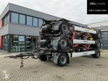 Remolque chasis Krone AZ / SAF / JUMBO / 40 mm / 3 Stück !!