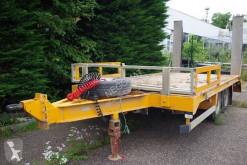 Remorca Gourdon REM Portes engins transport utilaje second-hand