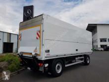 Remolque plataforma transporte de bebidas Dinkel DAKWLW 18000 Getränke Schwenkwand LBW mehrfach!!