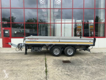 Möslein 13 t Tandemkipper- Tieflader-- Neuwertig -- trailer used tipper