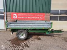 Remolque agrícola caja abierta portamaterial Nimos TW-5