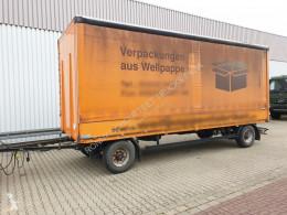 全挂车 侧边滑动门(厢式货车) 无公告 DA3, 2-Achs Anhänger DA3, 2-Achs Anhänger