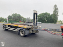 Remorque porte containers Lecitrailer LTR-2ED 2 ESSIEUX AV TRAIN
