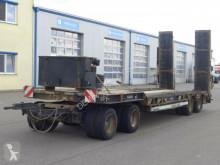 Remorque Goldhofer TU4-32/80*TÜV*BPW-Achsen*Ramp porte engins occasion
