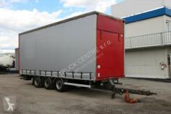 全挂车 侧帘式 Schmitz Cargobull AXLES SAF, LIFT AXLE, TOP CONDITION