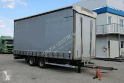 Remorca Schmitz Cargobull TVU18 L, 18 TONS, AXLES BPW, LIFT AXLE obloane laterale suple culisante (plsc) second-hand