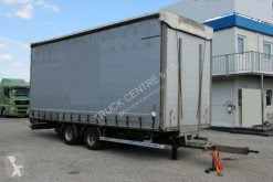 全挂车 侧边滑动门(厢式货车) Panav TVU18 L, 18 TONS, AXLES BPW, LIFT AXLE
