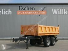 Remorque tri-benne Meiller MZDA18/21 3-S-Kipper*M-Jet*BPW*YDeichsel