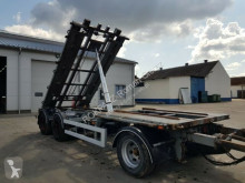 Remorque porte containers HFR Roll-off trailer Tipper 2000 year