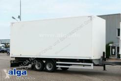 مقطورة عربة مقفلة K + G tec, ZFG 10.5 - VZD, Verzinkt,Luftfederung