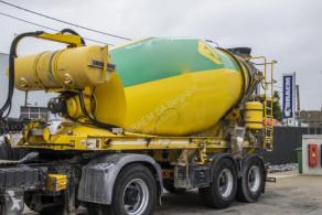 Sættevogn Liebherr BETON MIXER - 9M3 beton cementmixer brugt