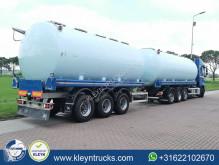 Tanker trailer ANIMAL FOOD