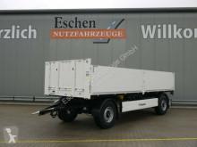 Krone AZP 18*Neu*Baustoffanhänger*7100mm Innen*BPW trailer used dropside flatbed