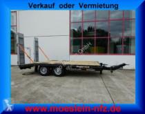Remolque Möslein Neuer Tandemtieflader 13 t GG portamáquinas usado