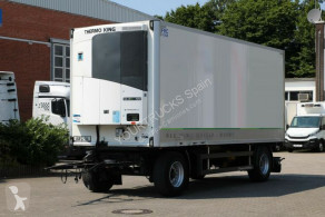 Lamberet Thermo King SLXe 100/Strom/Tür/SAF trailer used refrigerated