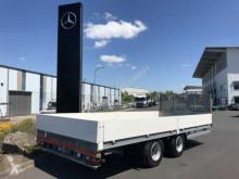 Remorque porte engins Wörmann BauHL180.62/247 Pritsche 6,2m NL 13.450kg Rampen