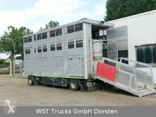 Remorque bétaillère Kaba KABA 3 Stock Vollalu 7,30m Hubdach