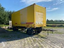 Reboque Kögel 2-achs BDF AW 18-19,5 MAXI alle Aufnahme/Koffer chassis usado