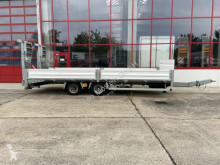 Remorca transport utilaje 14 t Tandemtieflader 7,20 m Ladefläche-- Wenig