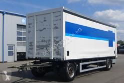 Remorca Orten PRASQ 18*TÜV*Vollluft*LBW*SAF-Achse furgon second-hand