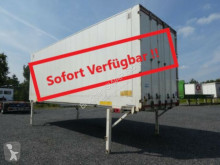 Skříň pro dodávku Krone Wechselkoffer Heck hohe Portaltüren