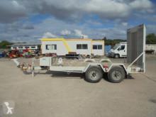 Moiroud heavy equipment transport trailer TR 6000 D