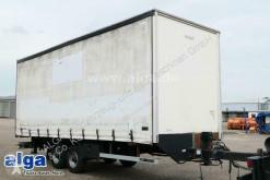 Tang Tang 12/60212, Tandem, Luftfederung,Schiebeplane trailer used tarp